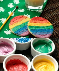 Rainbow Madness - Rainbow Cake Balls - mom.me