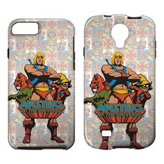 """Checkout our #LicensedGear products FREE SHIPPING + 10% OFF Coupon Code """"Official"""" Masters Of The Universe/Heroes - Smartphone Case - Tough/Vibe - Masters Of The Universe/Heroes - Smartphone Case - Tough/Vibe - Price: $35.99. Buy now at https://officiallylicensedgear.com/masters-of-the-universe-heroes-smartphone-case-tough-vibe"""