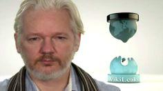 Disso Voce Sabia?: EUA vão agarrar-se a vigilância em massa, como armas nucleares - Assange para RT