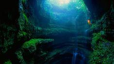 neversink pit alabama | Neversink Pit, Jackson County, Alabama, USA (© George Steinmetz ...