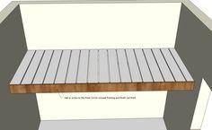 Ana White   Loft Bed as seen on HGTV Saving Alaska - DIY Projects