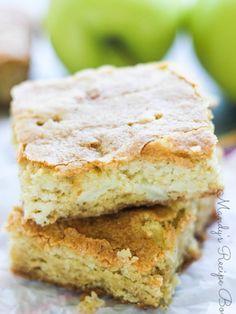 Apple Brownies | Mandys Recipe Box