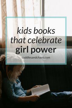 kids books that celebrate girl power