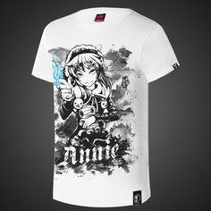 Ink LOL Annie Dark Child Tshirts For Young Mens