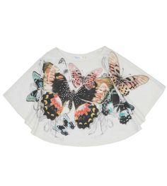 butterfly batwing t-shirt
