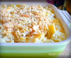 Easy Cheesy Ritzy Chicken Casserole 1 9 Dump and Go Dishes: Quick Dinner Ideas for When Youre In a Hurry