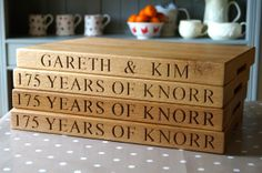 Engraved Wooden Chopping Boards http://makemesomethingspecial.co.uk/product-category/engraved-chopping-boards/