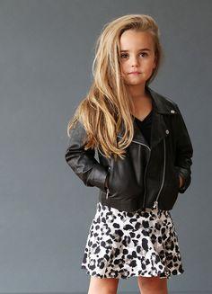 Biker Leather Jacket - Black (Ltd Ed)