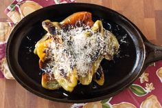 Charred Peppers with