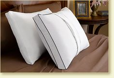 Gusset Pillow Protector - Pacific Coast Luxury Bedding