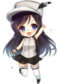 Chibi Commission for Emiishio by Ry-thae on DeviantArt Anime Chibi, Kawaii Anime, Manga Anime, Chibi Kawaii, Cute Chibi, Kawaii Girl, Anime Art, Manga Girl, Image Manga