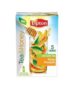 Free Sample of Lipton Mango Pineapple Tea  This is back up for grabs :)