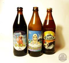 Piwa z Browaru Olimp. Polish beers brewed in Olimp brewery.