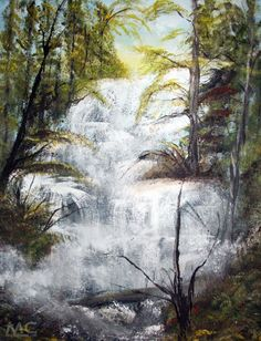 Milly Cockayne - Twisted Falls
