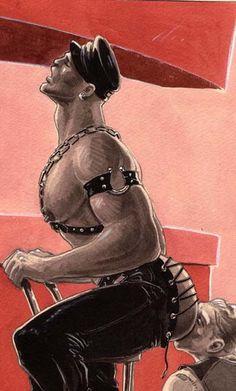 GM Comics: Benoit Prevot art