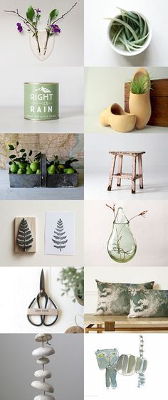 spring home and garden 2016 by Pat on Etsy--Pinned with TreasuryPin.com