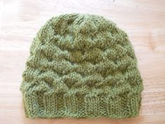 Knitting with Schnapps: Introducing the Love Bumps Beanie!  Super easy CLEAR directions to make bumps!   Soft chemo cap <3