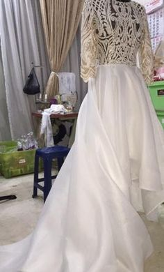Winnie Couture: buy this dress for a fraction of the salon price on PreOwnedWeddingDresses.com