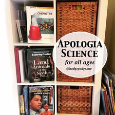 Apologia Science for All Ages (with a giveaway!)
