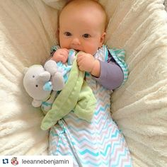 We hope the transition is going smoothly @leeannebenjamin! He's so cute!! #armsupbaby #swaddleup #lovetodream ・・・ This one didn't want to take a single nap today that lasted longer than 10 mins. We are also trying to transition him from having his arms zipped in the Love To Dream swaddle to taking one arm out and it's so hard because he wakes so much easier during the night. He's also rolling more in his sleep. Cheers to an extra shot of espresso I'm already thinking I'll need tomorrow !