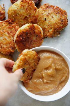 Gluten-Free Classic Potato Latkes - Lexi's Clean Kitchen
