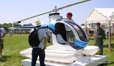 The Mosquito Helicopter -  How Low Can the Price of a Helicopter Go?