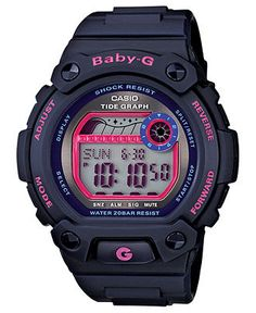 Baby-G Watch- love it