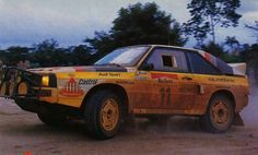 Cote du Ivore...the other african Rally