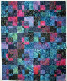 Exuberant Color: stack and slash