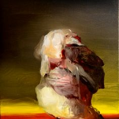 Joseba Eskubi painting