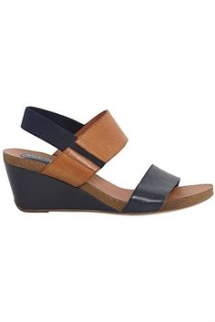 Sapphire Wedge - Womens Shoes Online