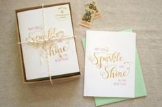 10 Best Holiday Cards | www.theglitterguide.com by lea