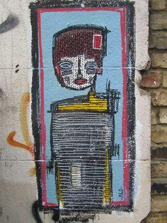 Artist :Alo...Street Art