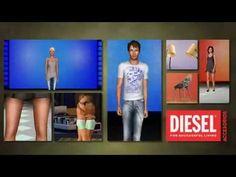 Trailer de lanzamiento Los Sims 3: Diesel - Accesorios. ¡Viste a tus sims igual que tú!