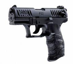 walther P-22 | Walther P22 Q Schreckschuss Pistole, Gas- Luft- CO2- Signalwaffen - G