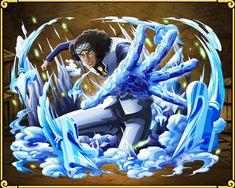 Aokiji Ice Man