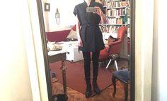 S/ 1994 Collectable Comme des Garcons Deconstructed Tuxedo Tail coat long Jacket suit/ woman/ mini dress/ avant garde oversized shoulders by BooksandClothes on Etsy https://www.etsy.com/listing/508319111/s-1994-collectable-comme-des-garcons