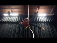 Watch this Seattle guy on a rope — in slow motion