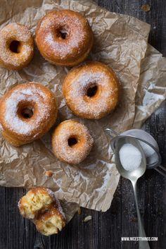 Cronuts-Rezept zum Selbermachen - quick and dirty