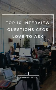 Thought provoking questions. Take a look before your next interview!