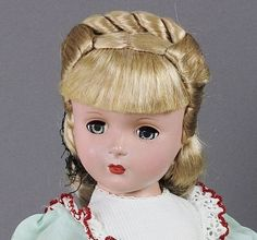 "Set of 14"" Vintage Little Women by Madame Alexander from joan-lynetteantiquedolls on Ruby Lane"