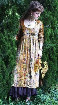 APRIL CORNELL DEMETER DRESS