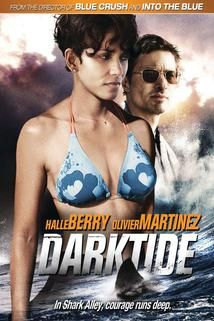 """A traumatized shark expert (Halle Berry) must battle her own fears to lead a thrill-seeking businessman on a dive into a dangerous section of water known as """"Shark Alley."""""""