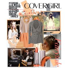 COVERGIRL, created by kiki41106
