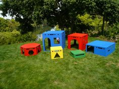 Hexagonal Cube - Products