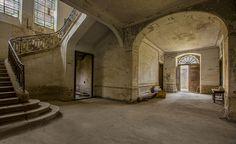 La restauración de un palacio abandonado - Volgende halte