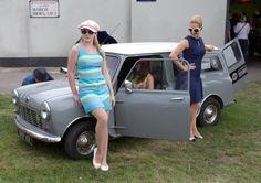 Mini & Minis, Goodwood Revival, 2015