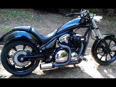 Honda Fury Custom, Honda Motorcycles, Exhausted, Bike, Pasta, Youtube, Motorbikes, Honda Bikes, Bicycle
