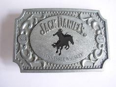 Jack Daniels rodeo belt buckle - Fashion belt buckle - Belts & Buckles - Cowboy