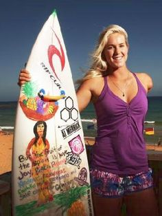 If you have not seen Soul Surfer, go watch it!!! What an inspirational story of faith and courage!